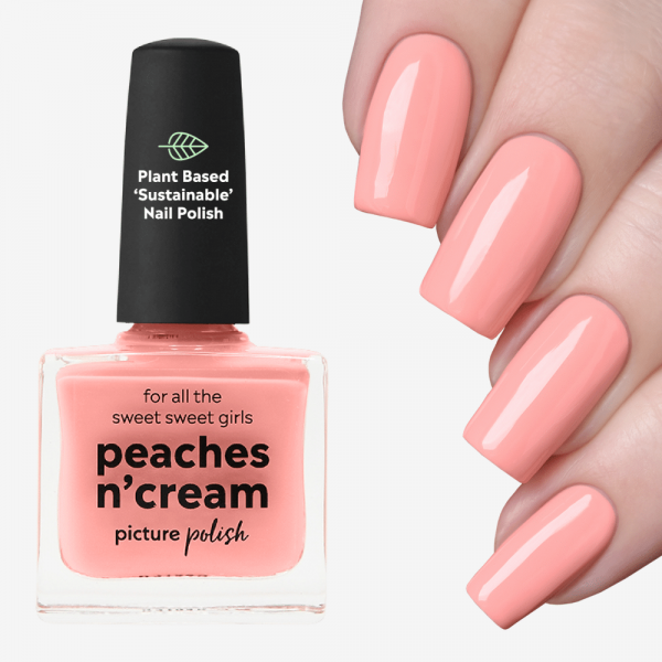 Peaches N Cream Nail Polish