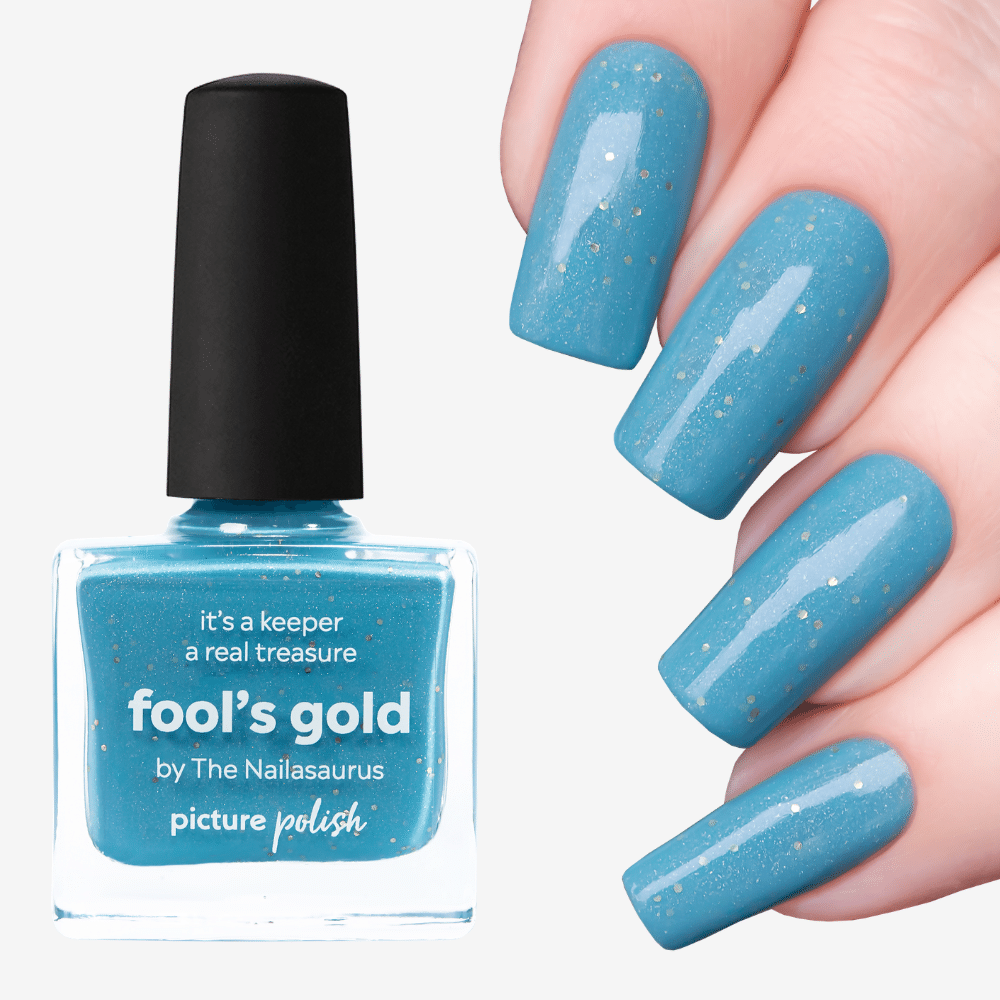Fool's Gold Nail Polish