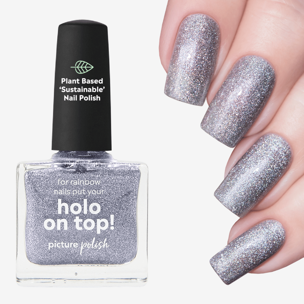 Holo on Top Nail Polish