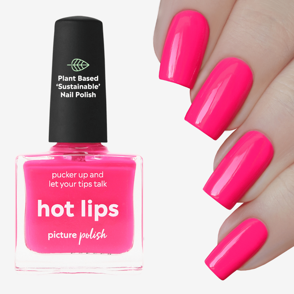 Hot Lips Nail Polish