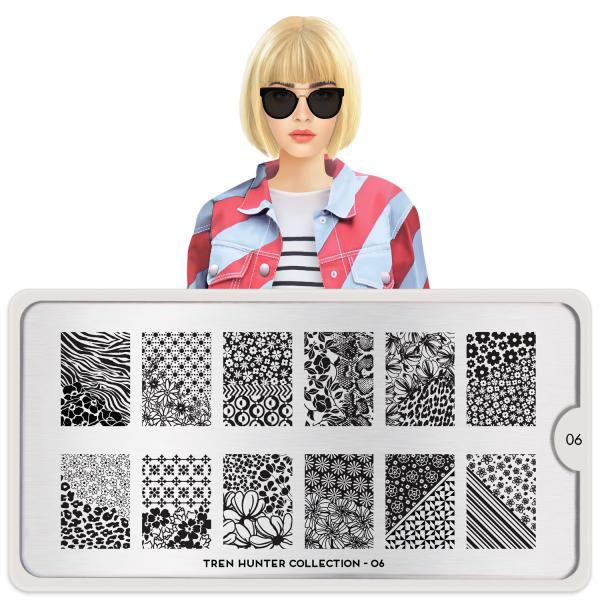 MoYou London Stamping Plate Trend Hunter 06