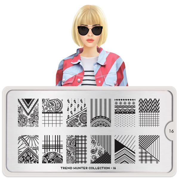 MoYou London Stamping Plate Trend Hunter 16