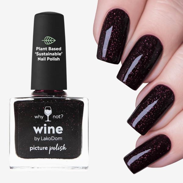 Wine Nail Polish