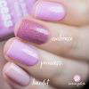 Nail Polish Princess Comparison