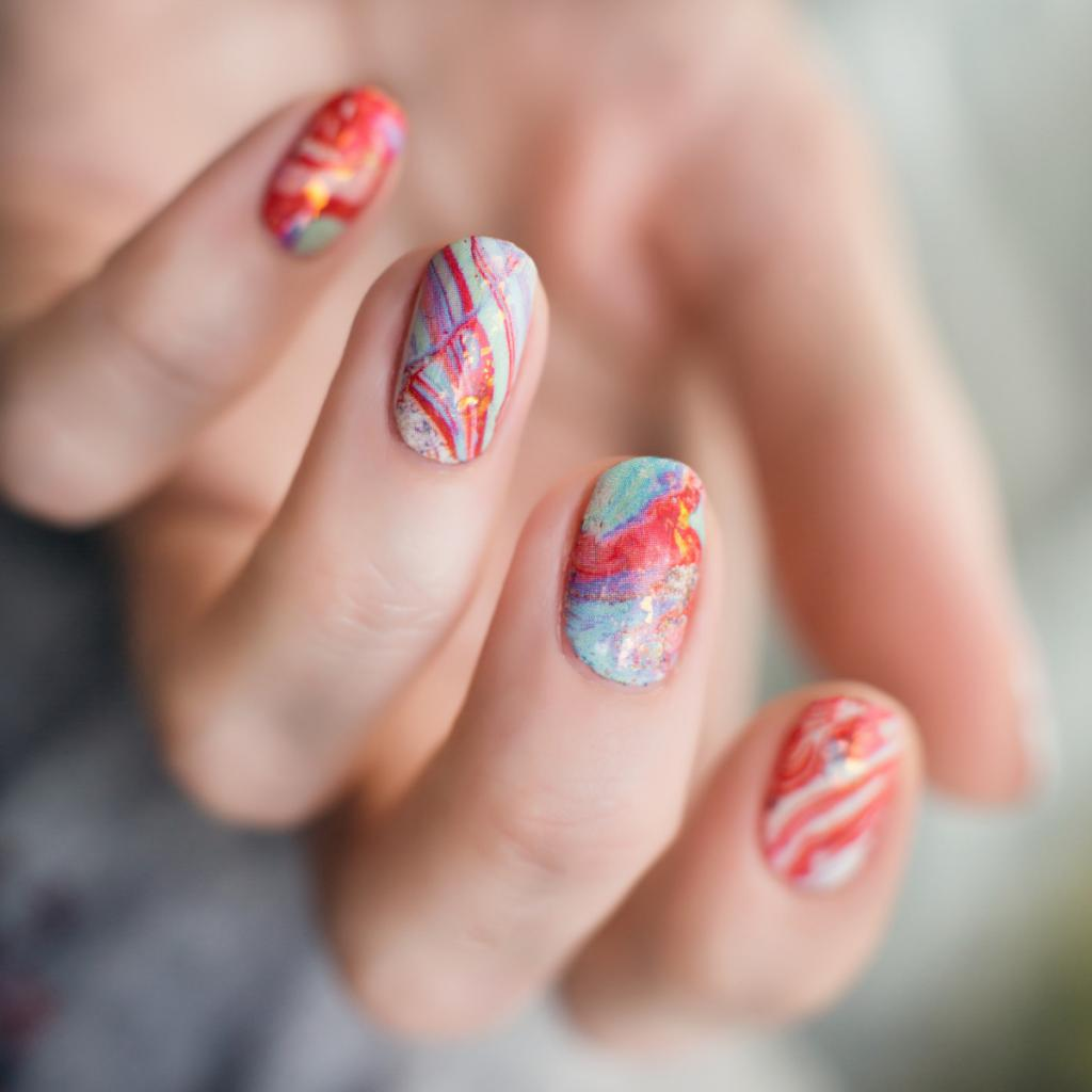 Water Decals F005