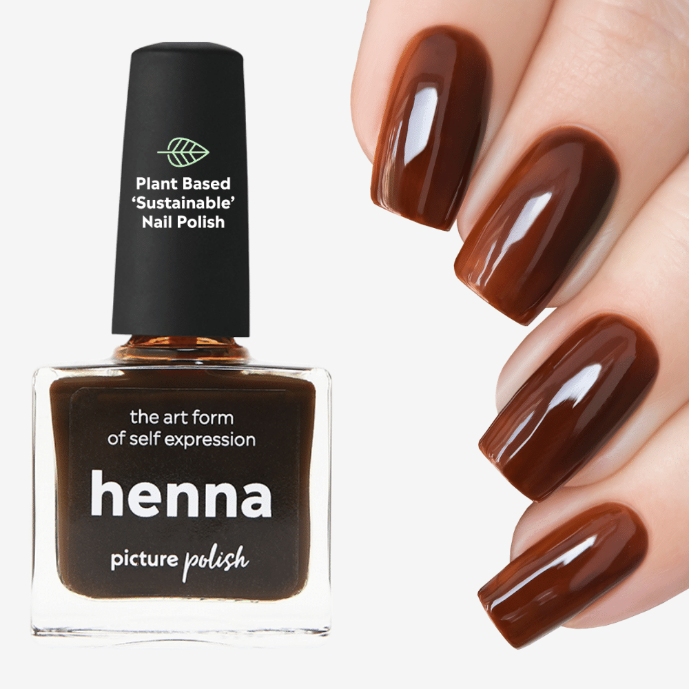 Henna Nail Polish