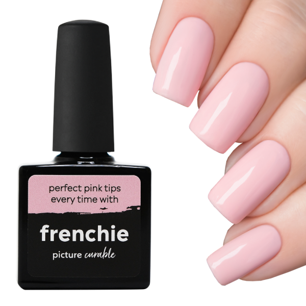 Picture Curable Lacquer Frenchie