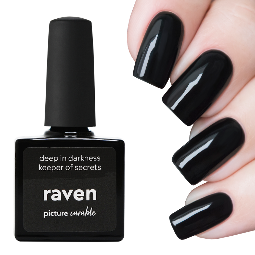 Raven Curable Lacquer