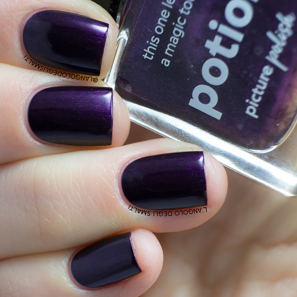 Potion Nail Polish Review