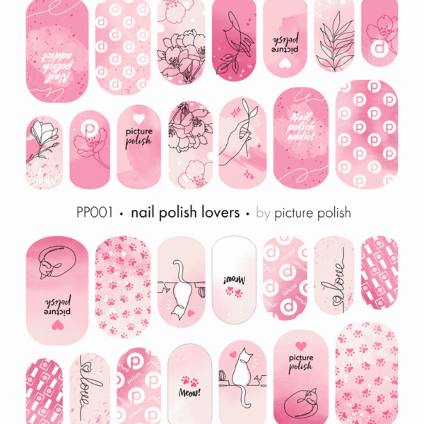 Picture Polish Water Decals