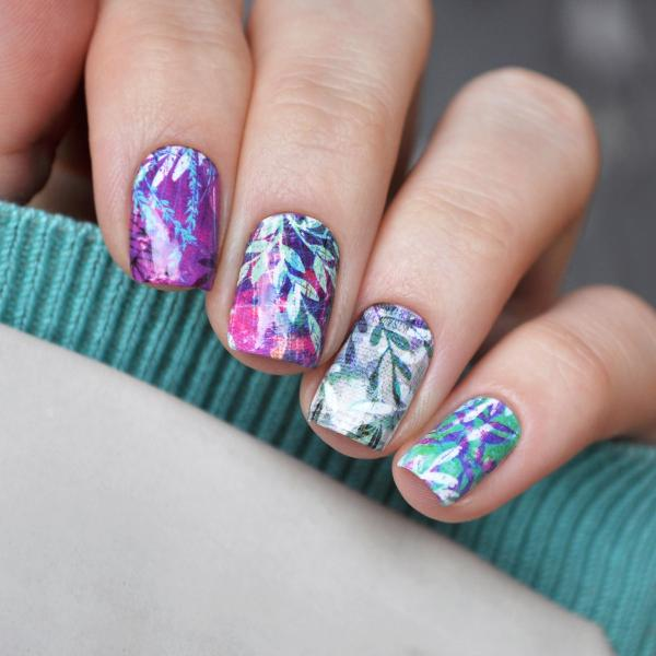Water Decals F016