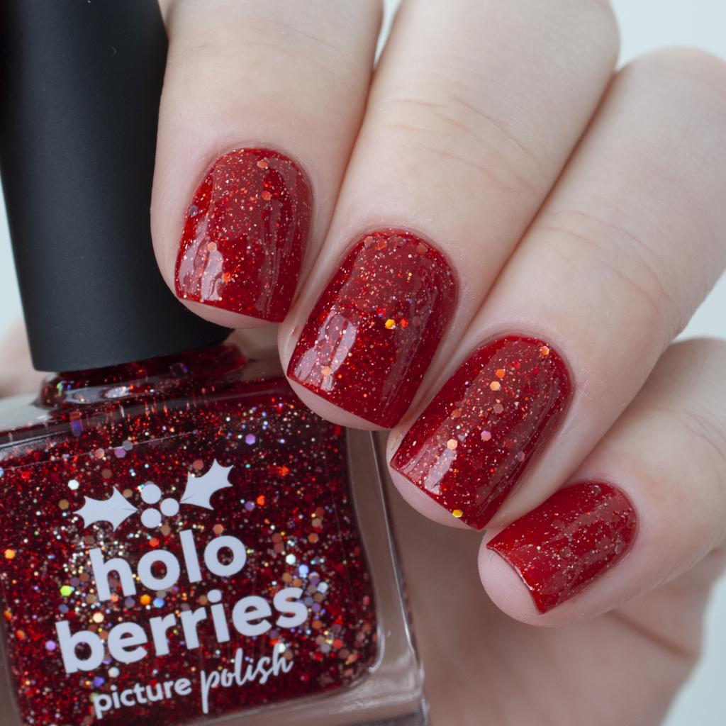 Holo Berries Nail Polish