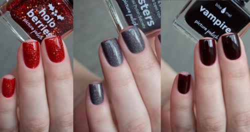 Review | Holo Berries, Sisters + Vampire
