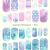 Water Decal H2oh F003