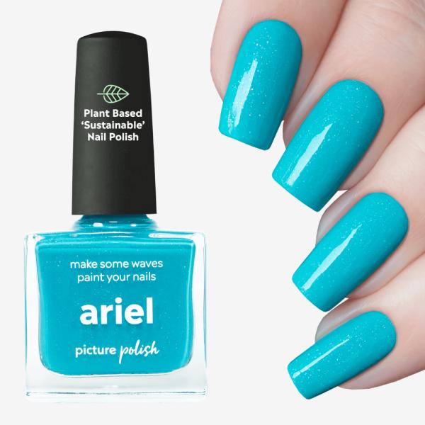 Ariel Nail Polish