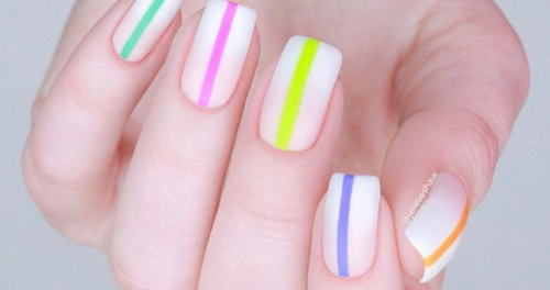 5 Ways To Show Off Your Nails