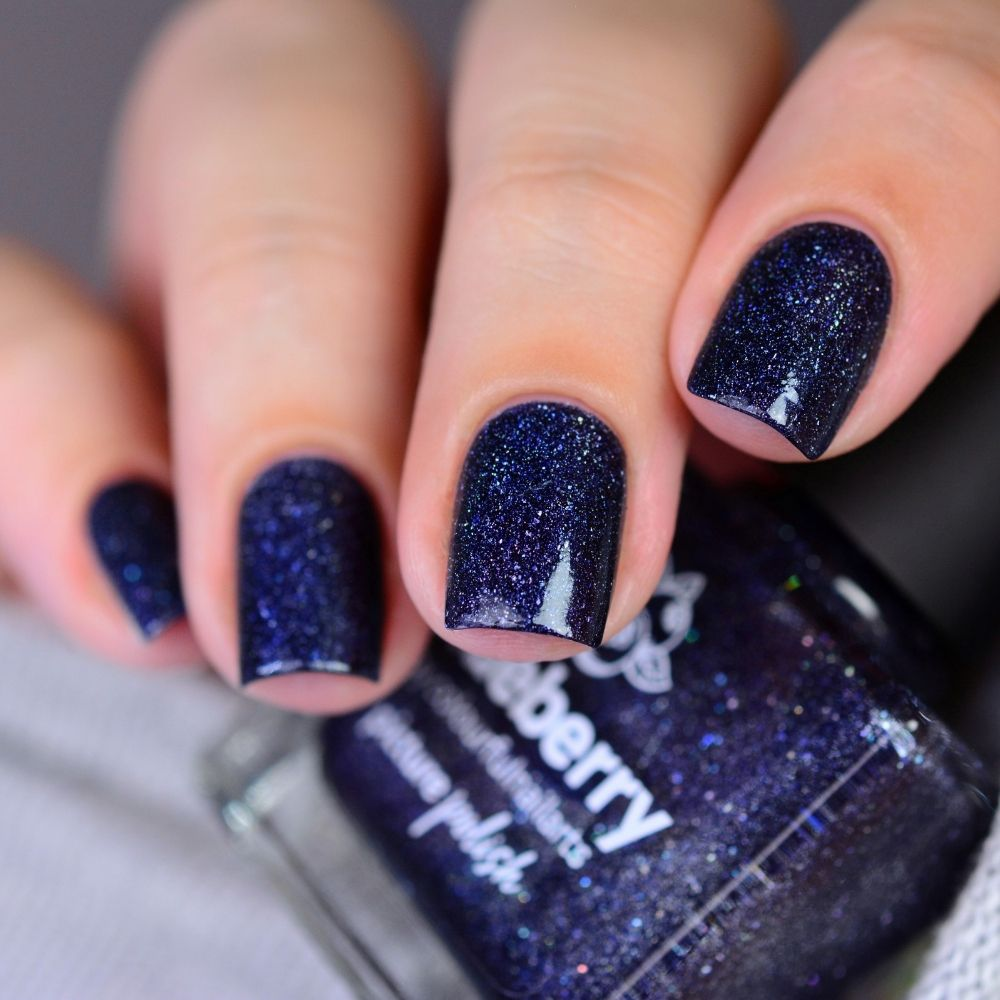 Blueberry Nail Polish