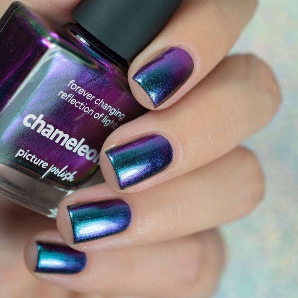 Chamleon Nail Polish