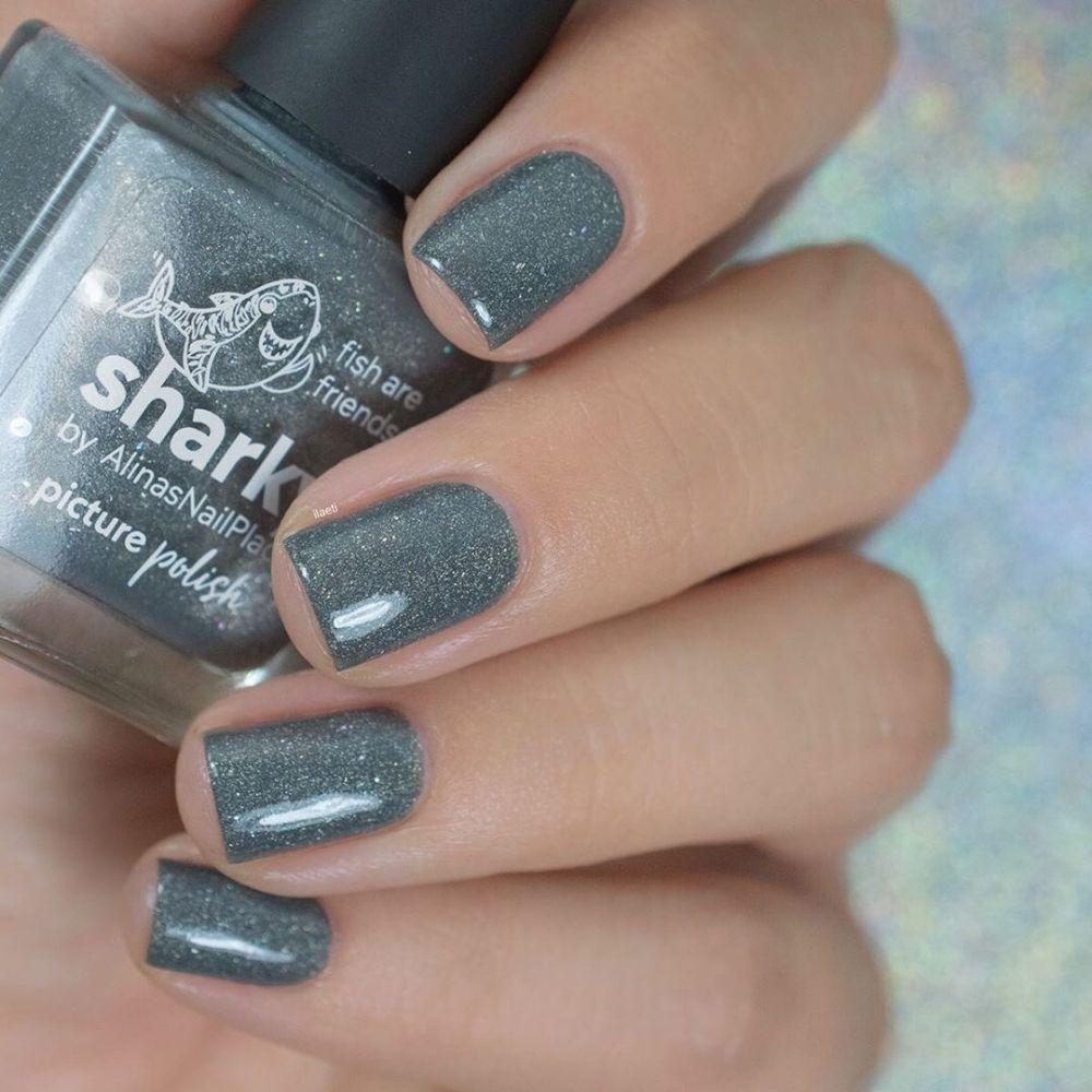 Sharky Nail Polish