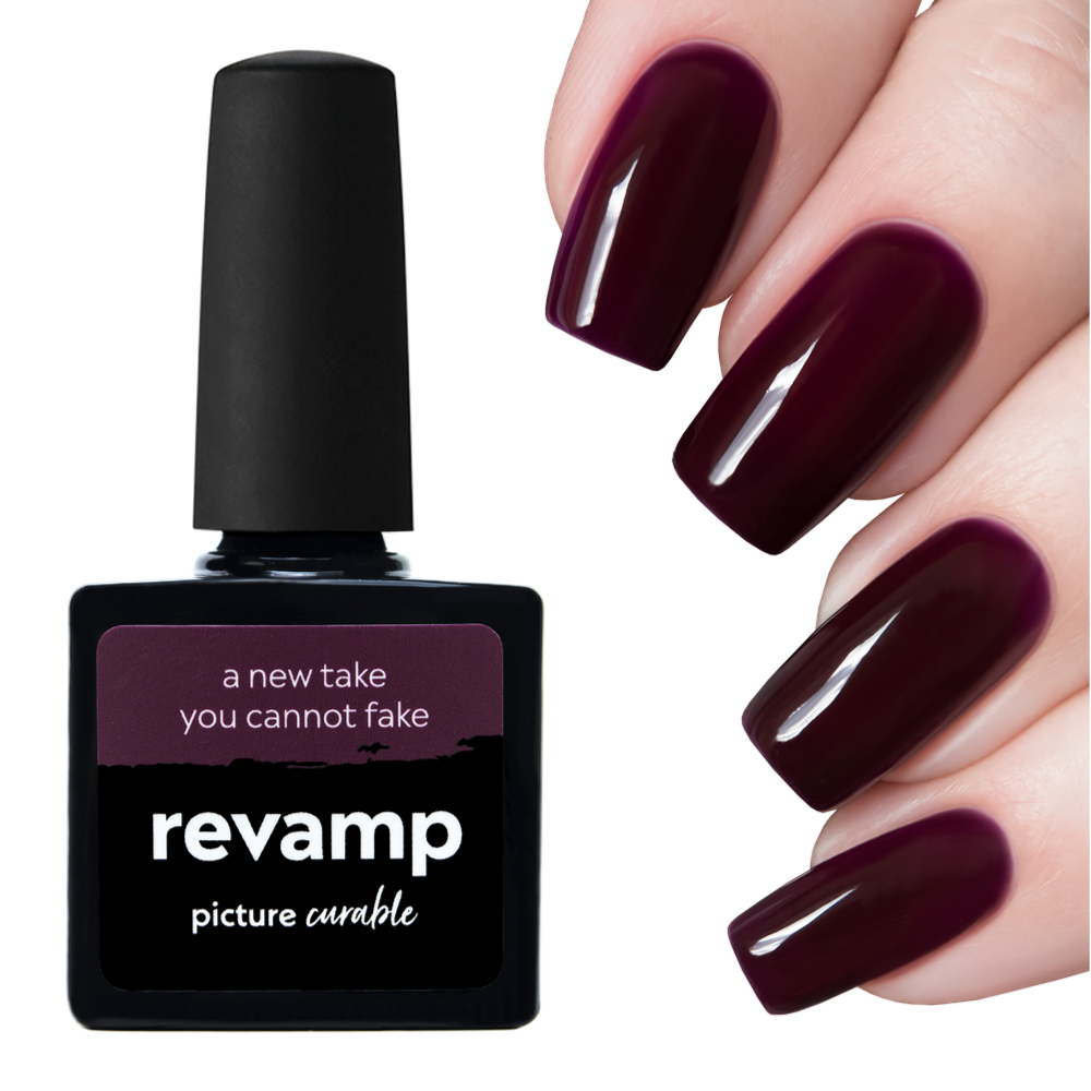 Revamp Curable Lacquer