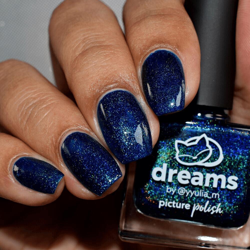 Dreams Holographic Nail Polish