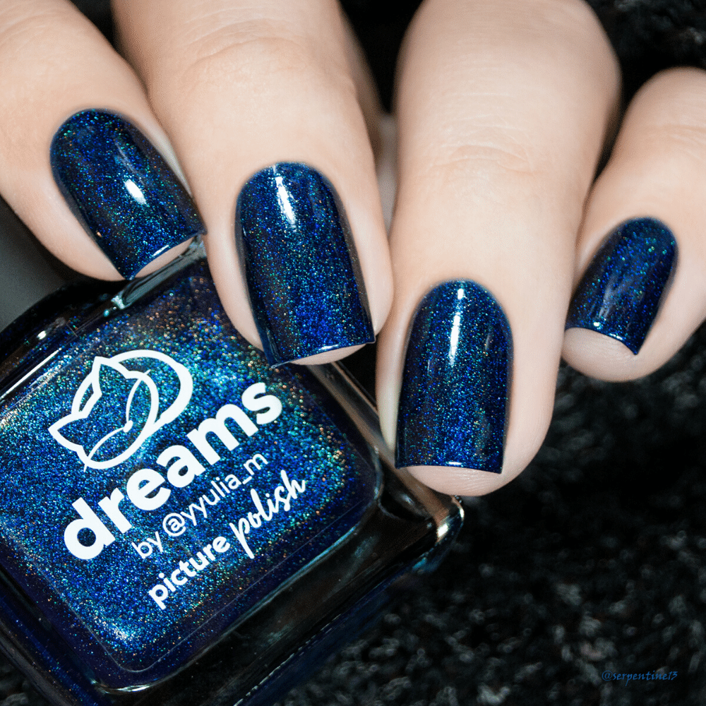 Nail Polish Dreams Swatch Blue