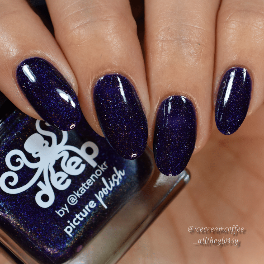 Picture Polish Deep Swatch