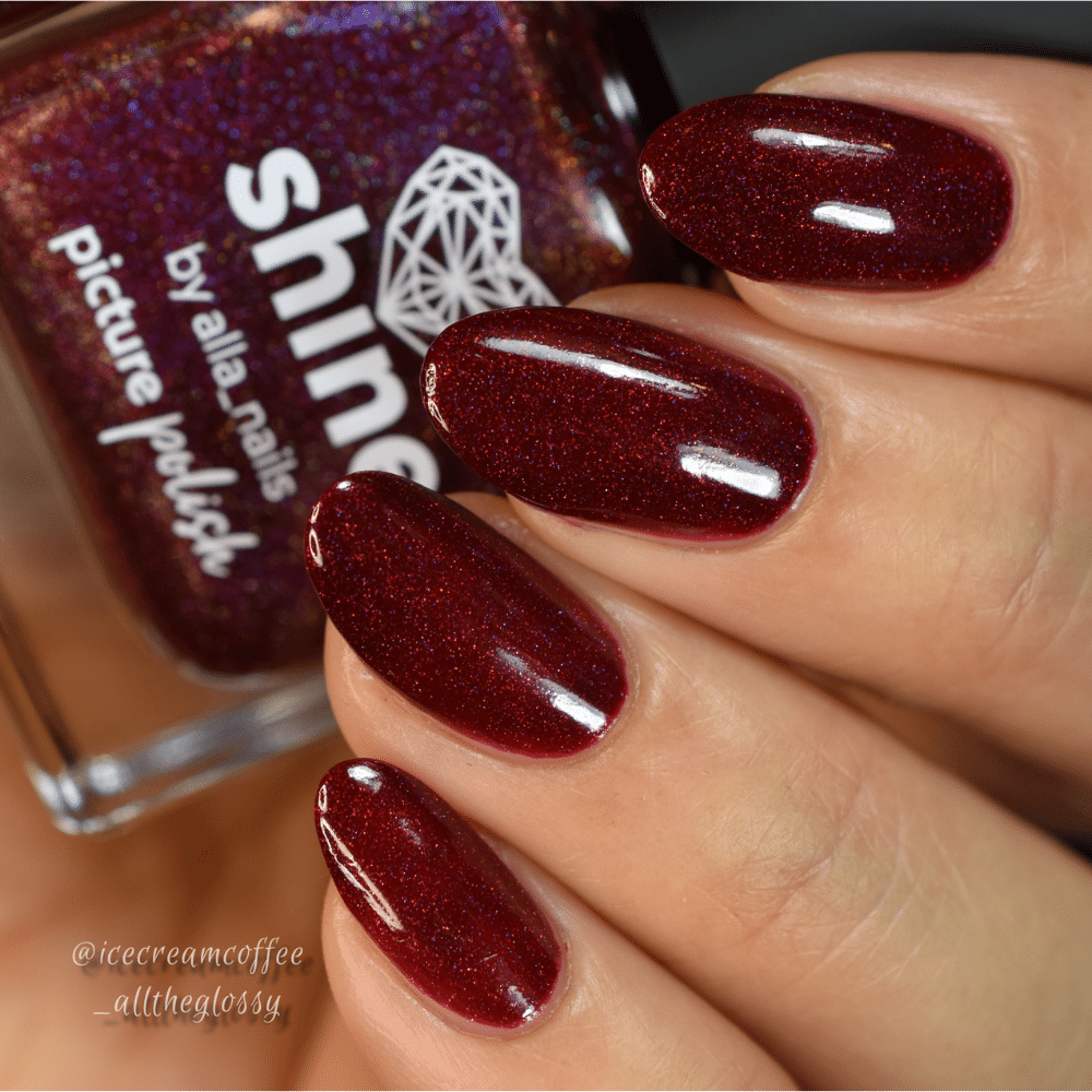 Picture Polish Shine Swatch