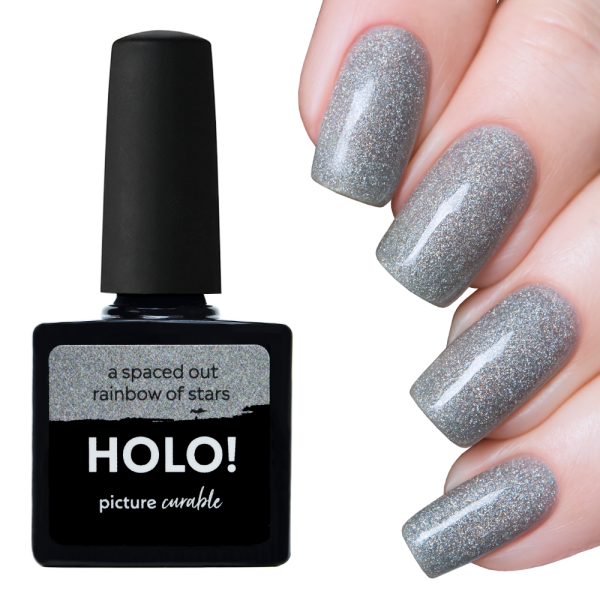 Curable Lacquer Holo