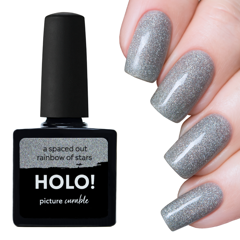Holo Curable Lacquer