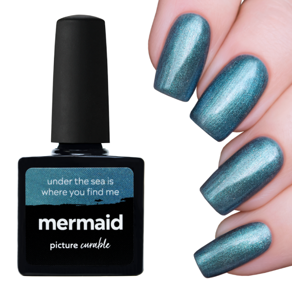 Mermaid Curable Lacquer