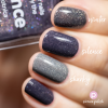 Nail Polish Silence Comparison Grey