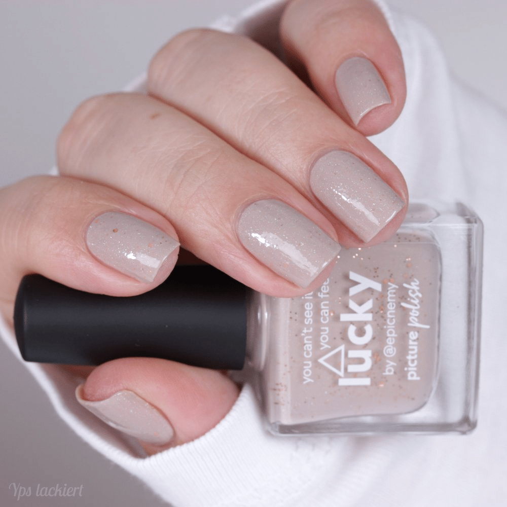 Nude Nail Colors Swatch