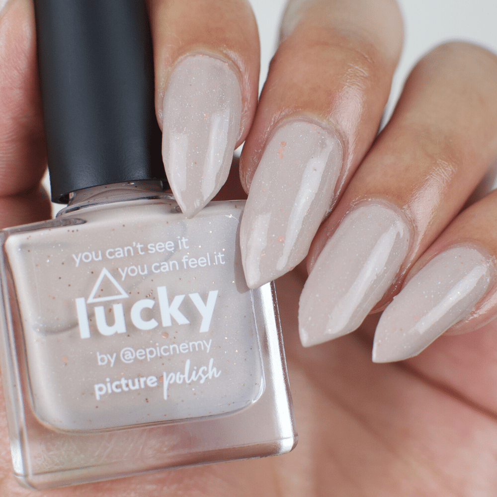 Nude Nail Polish Colors Swatch