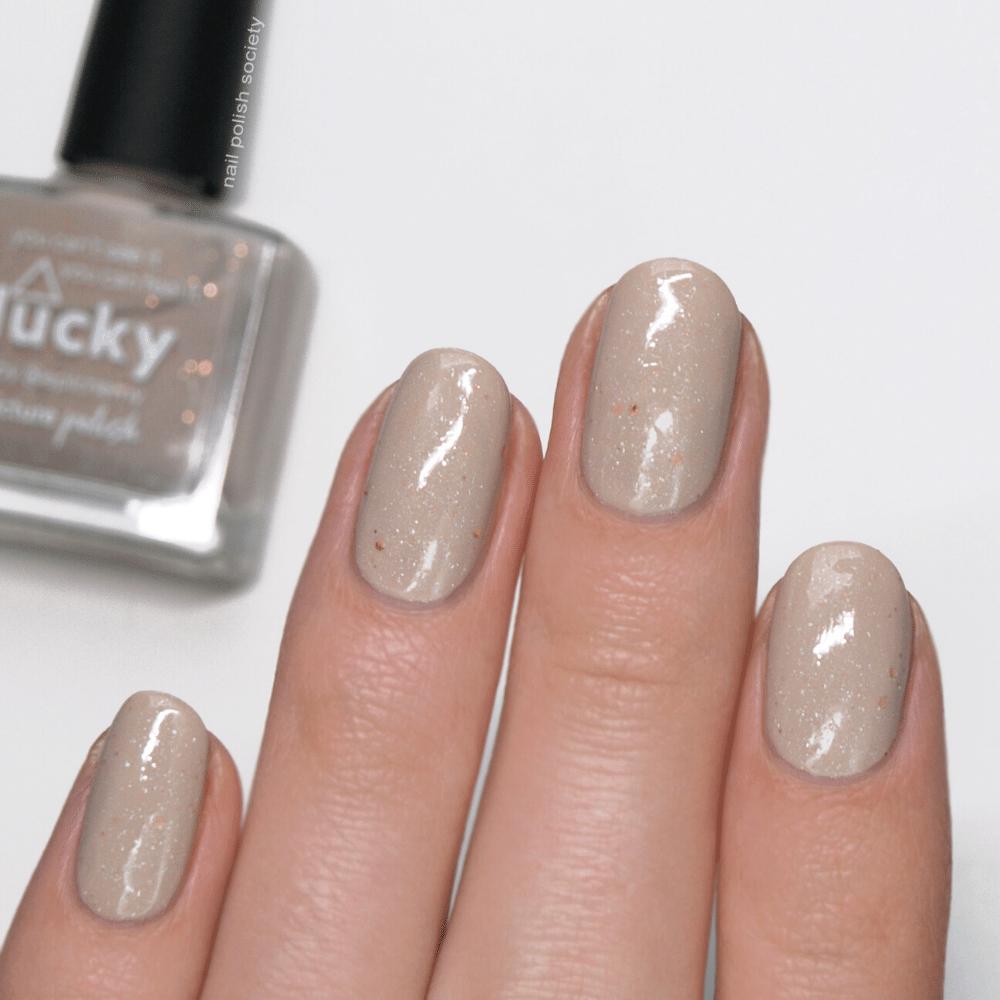 Nude Nail Polish Swatch