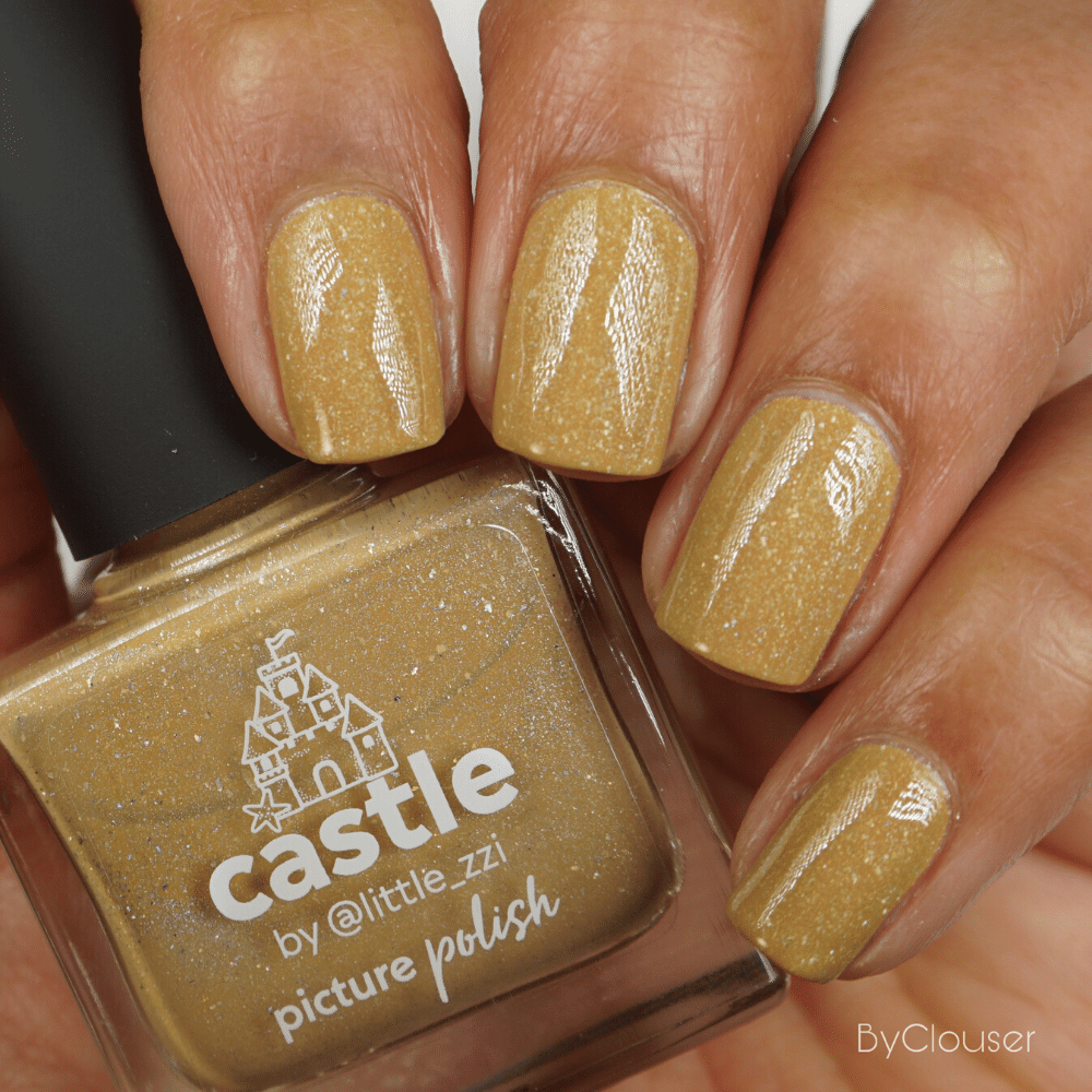 Nail Polish Castle Swatch