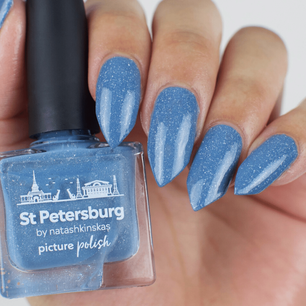 Picture Polish St Petersburg Holo Nails