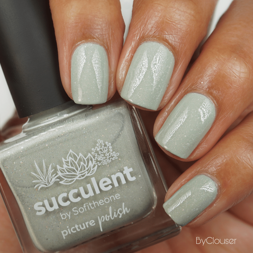 Succulent Nail Polish Swatch