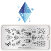 Stamping Plate Crystal 01