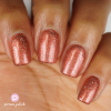 Brave Nail Polish Mid Brown Complexion