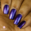 Butterfly Nail Polish Dark Complexion