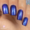 Butterfly Nail Polish Mid Complexion