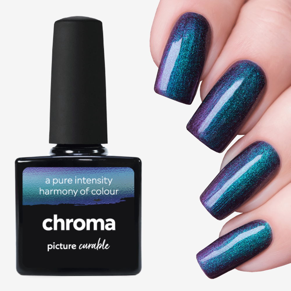 Chroma Curable Lacquer