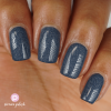Jeans Nails Polish Mid Brown Complexion