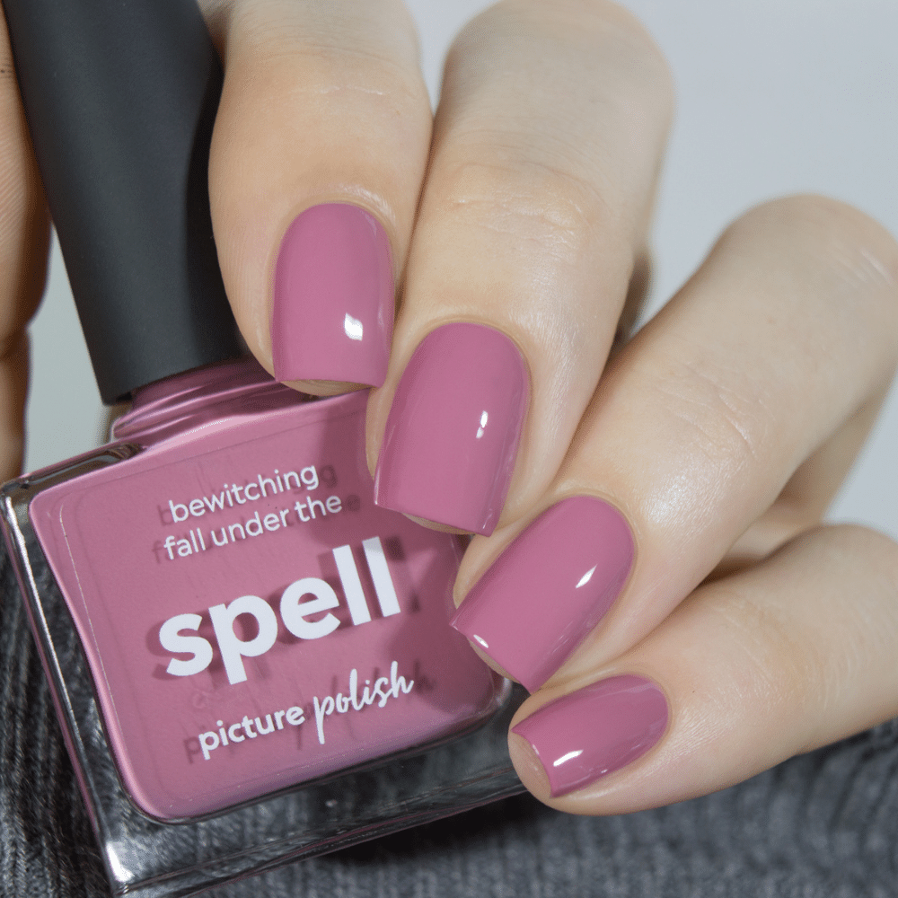 Dusty Pink Nail Color