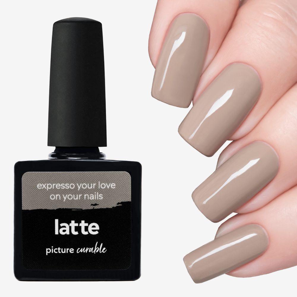 Latte Curable Lacquer