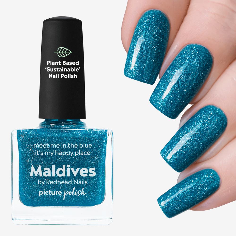 Maldives Nail Polish