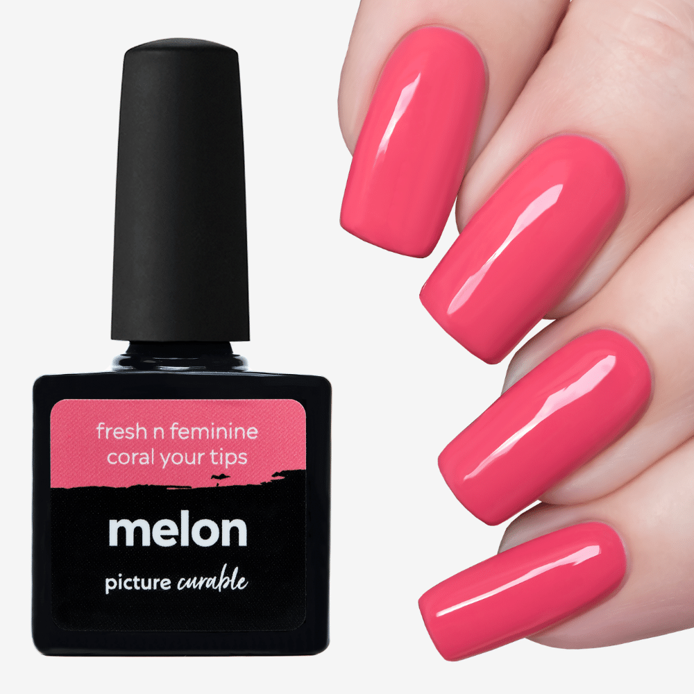 Melon Curable Lacquer