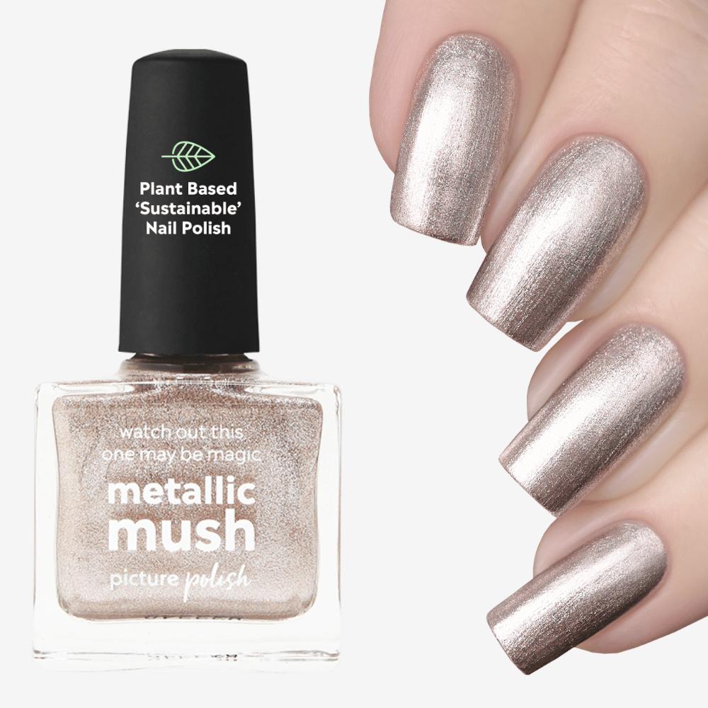 Metallic Mush Nail Polish