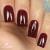 Red Room Nail Polish Mid Complexion